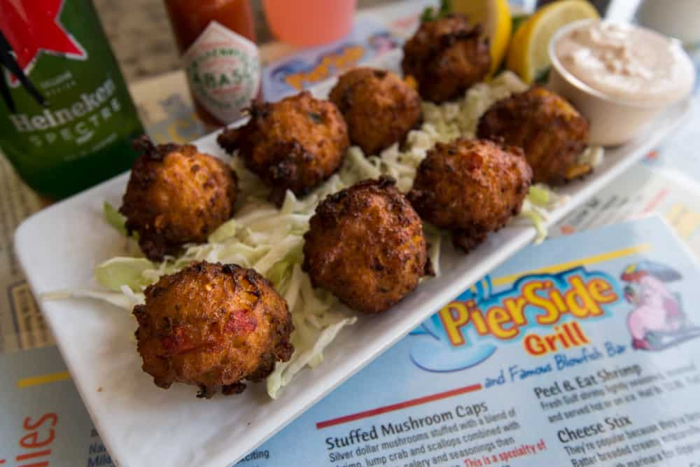 Conch-Fritters
